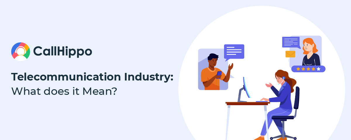 what is telecommunication industry