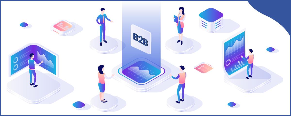 a guide to b2b saas marketing