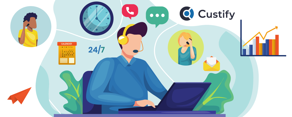 calling customers can be an important part of customer success