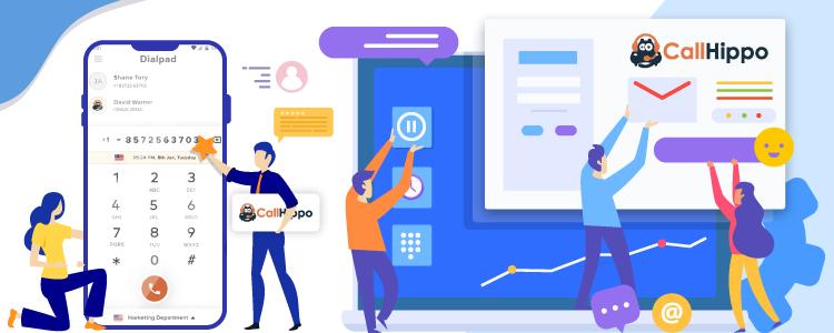 April 20 Web Updates CallHippo