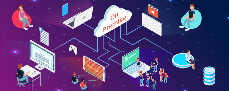 A Complete Guide To Choose Between On-Premise And Cloud Technology