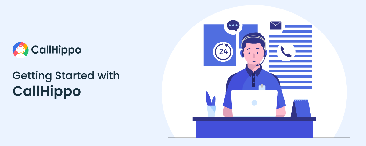 Getting started with CallHippo