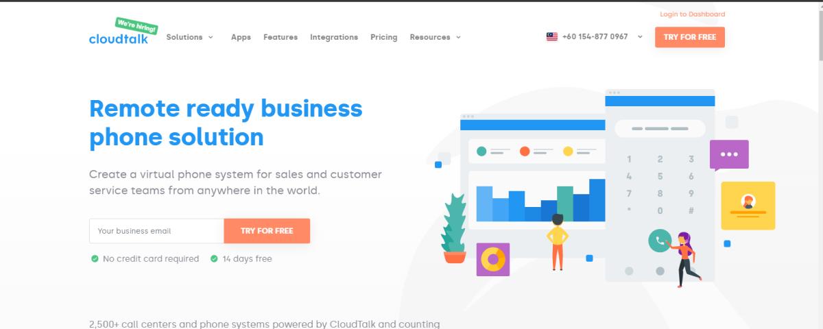 CloudTalk-Alternatives