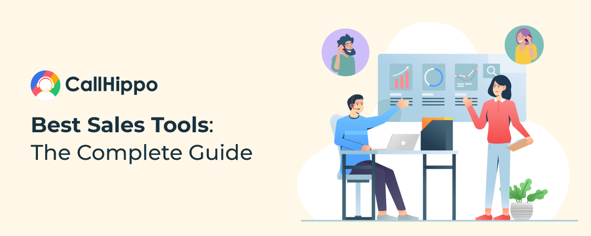 Best Sales Tools: The Complete Guide