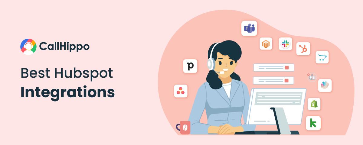 20 HubSpot Integrations To Get the Best Out of HubSpot
