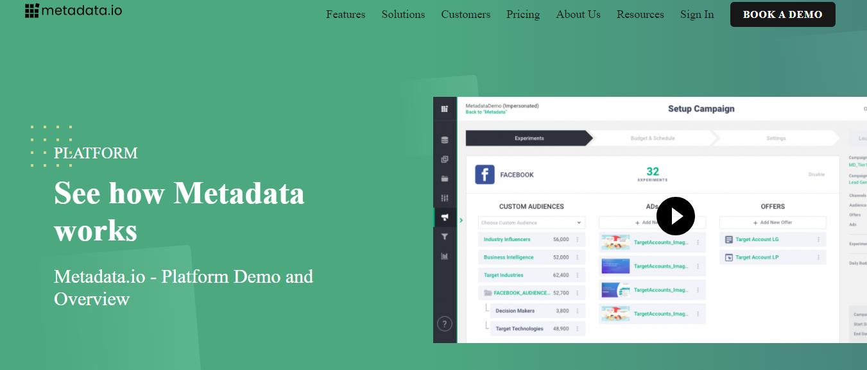 Platform _ Metad