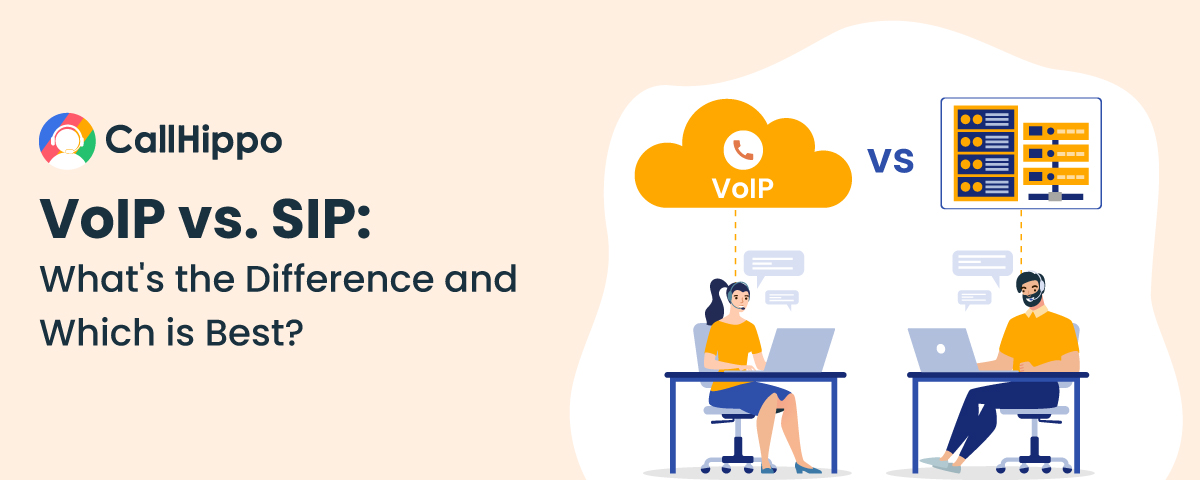 VoIP vs. SIP: What's the Difference and Which is Best?
