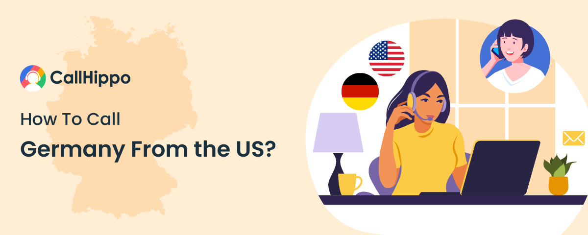 How to Call Germany from the US
