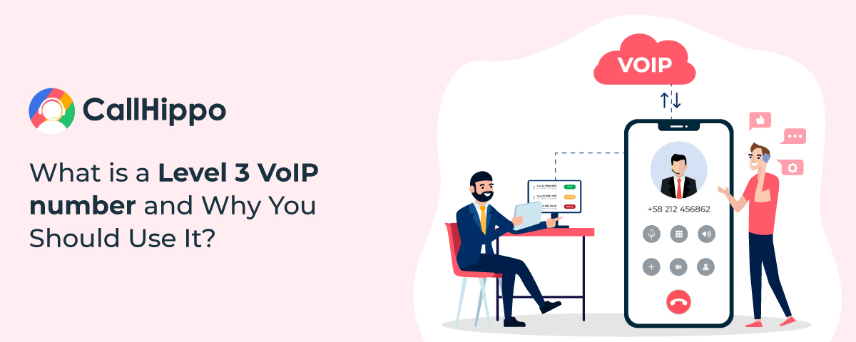 What is level 3 voip