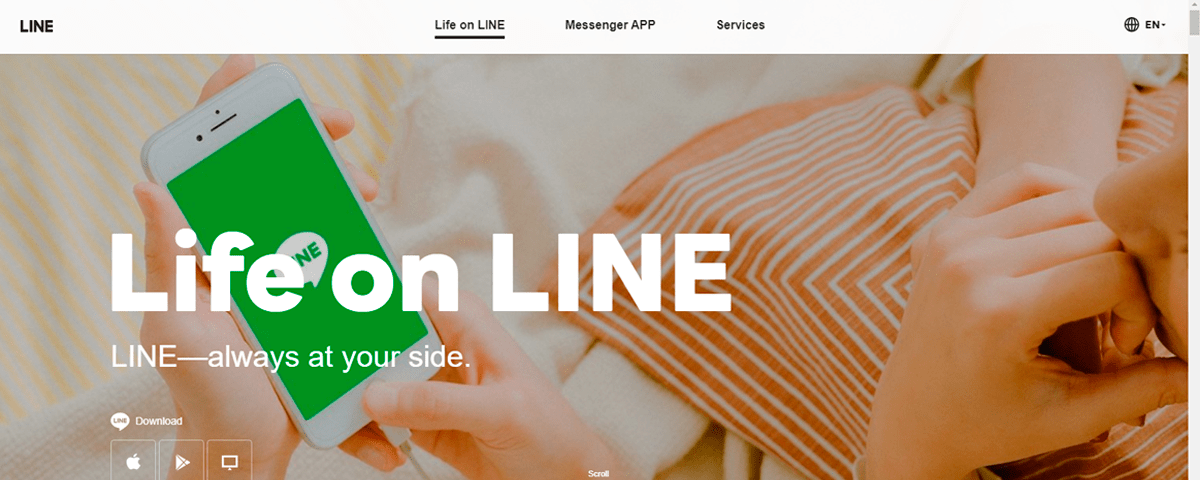 Line Virtual phone numbers providers in India