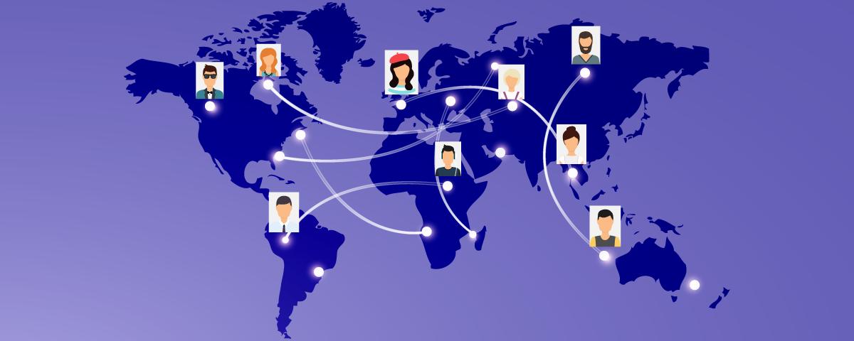 International Phone Number for global presence