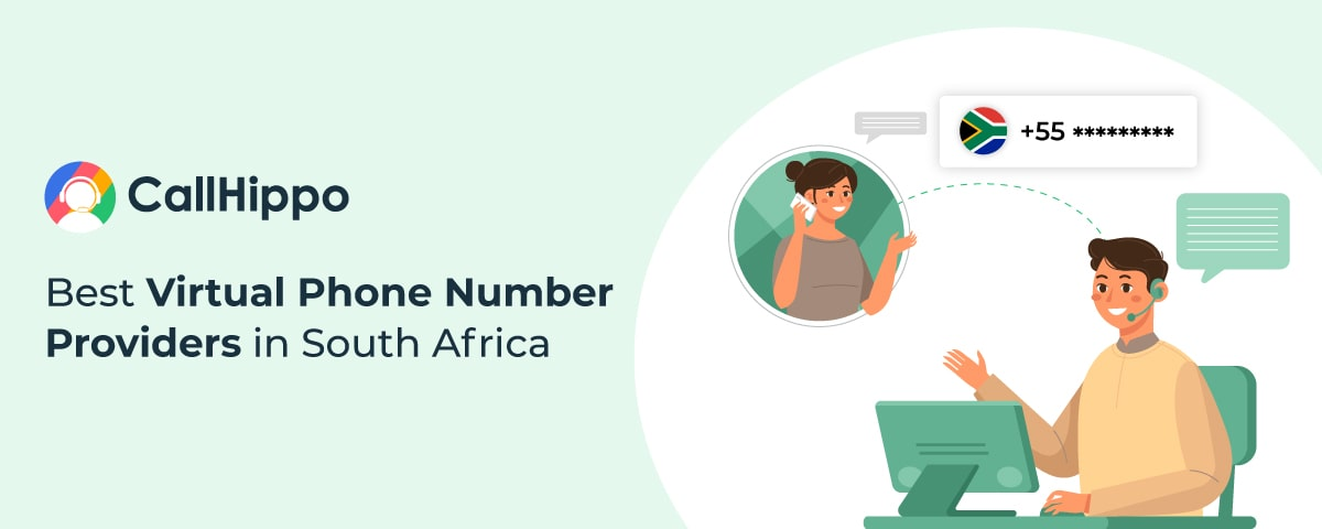 Best Virtual Phone Number Providers in South Africa
