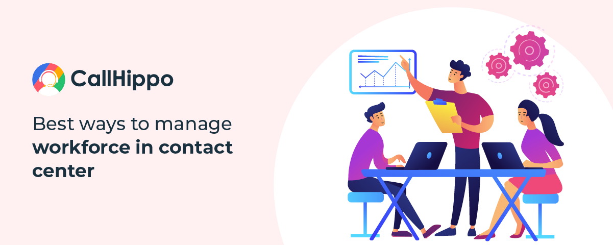 Manage Workforce in Call Center