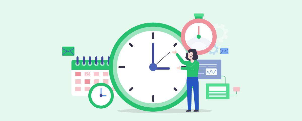 Provide service around the clock