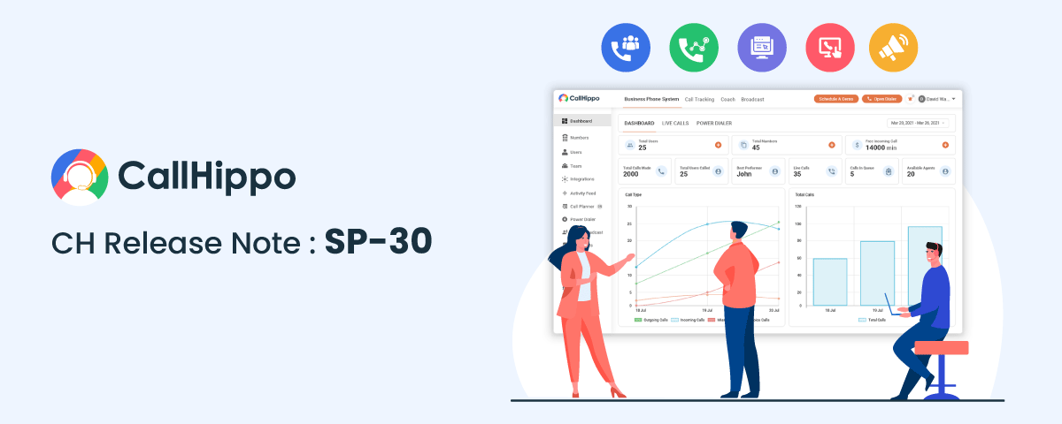 CallHippo Release Note : SP-30