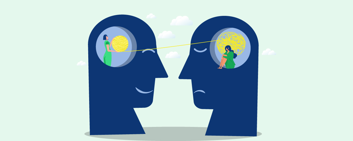 Empathy in call center agent