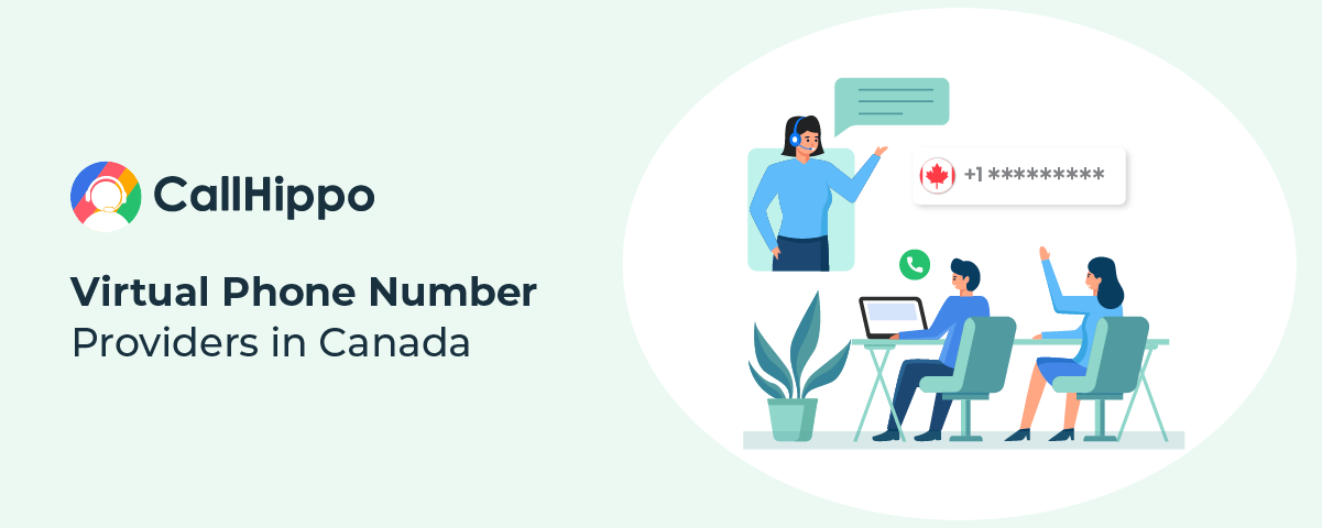 Virtual Phone Number Providers in Canada