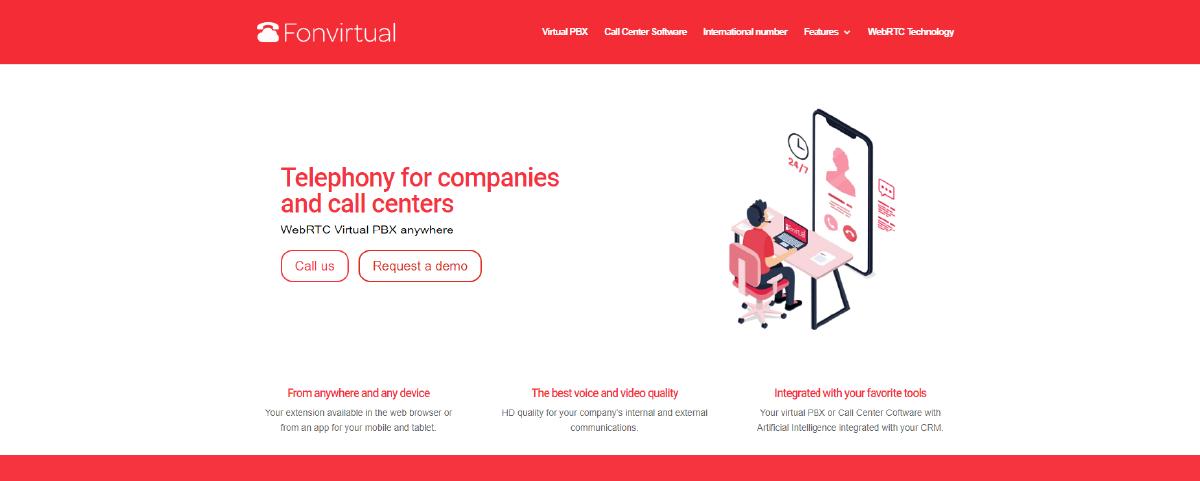 Virtual Phone Number Providers in Canada Fonvirtual