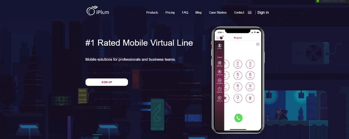 Virtual Phone Number Providers in Canada iplum