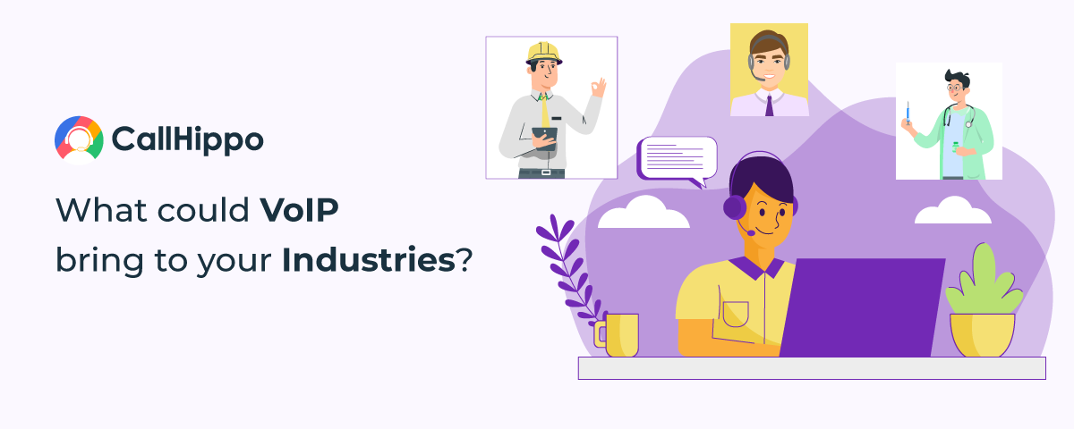 [Infographic] What Could VoIP Bring To Your Industries?