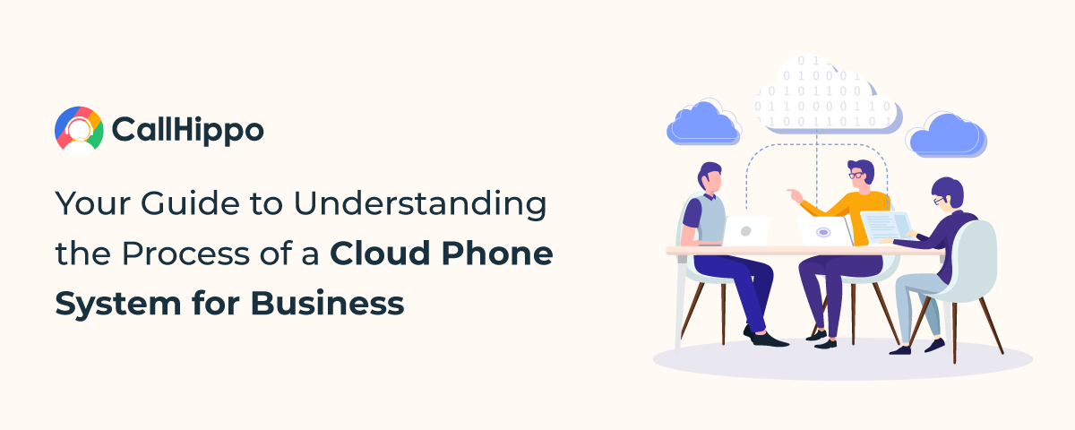 Understanding the process of a cloud phone system