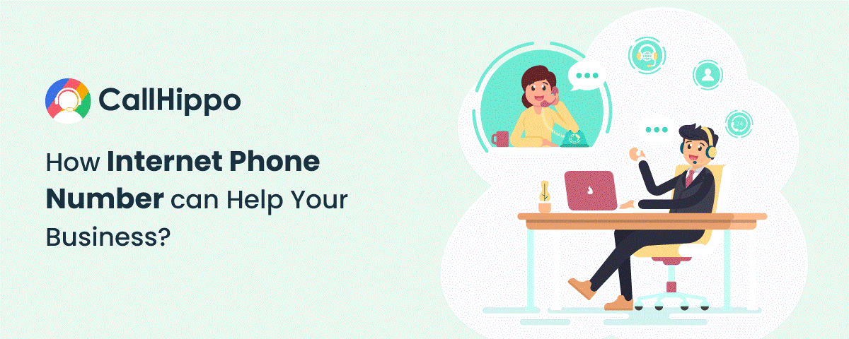 How internet phone number can help your business