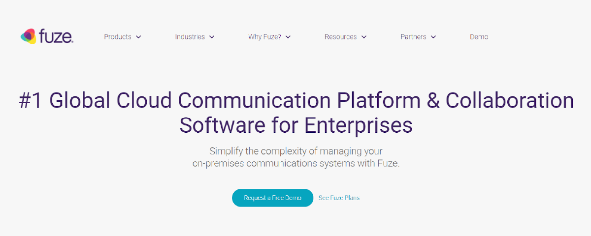 fuse - contact center software