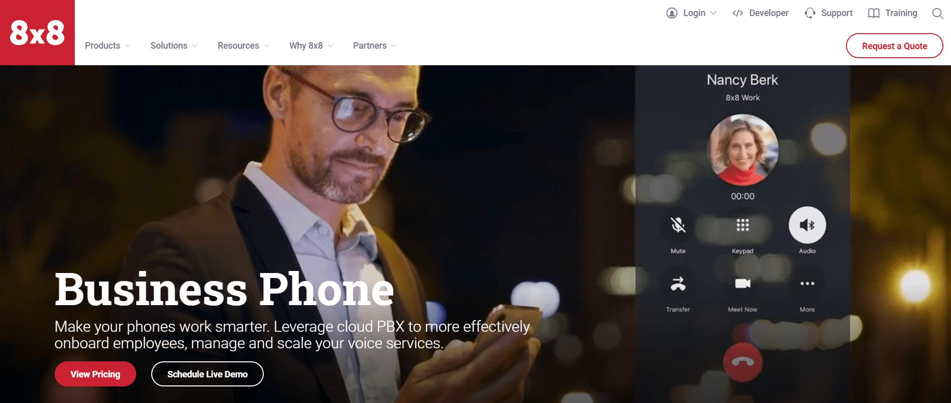 8x8 Virtual Phone Number Providers in Australia