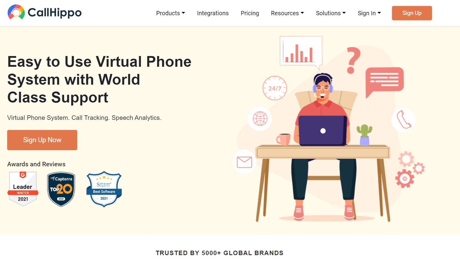 CallHippo Virtual Phone Number Providers in Australia