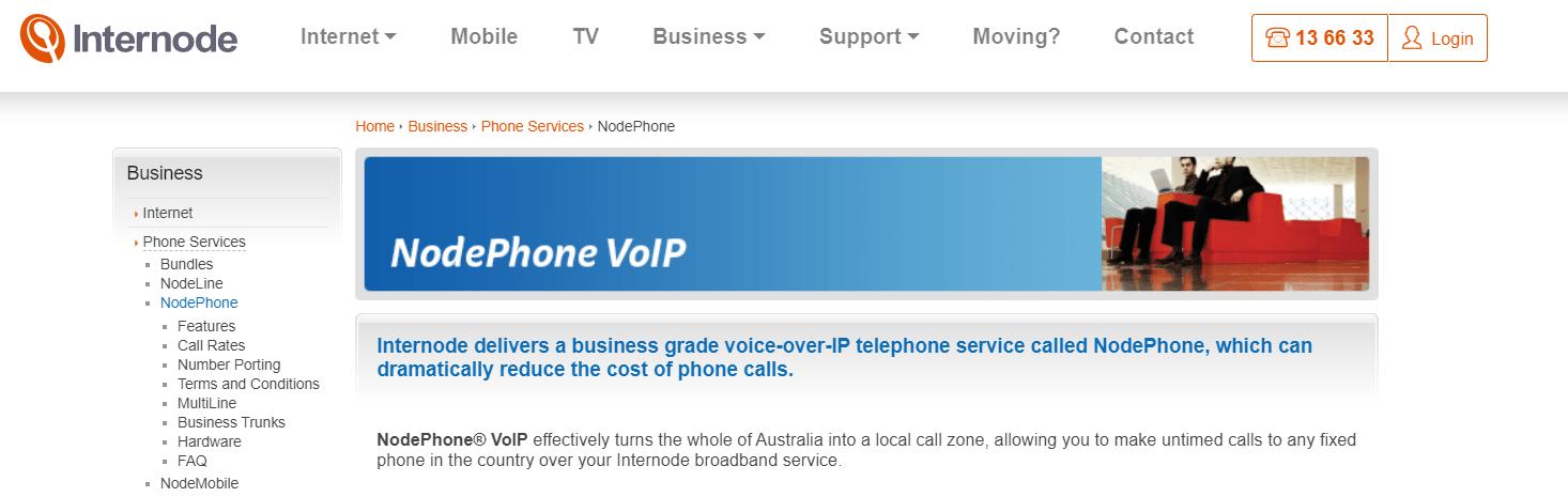 NodePhone Virtual Phone Number Providers in Australia