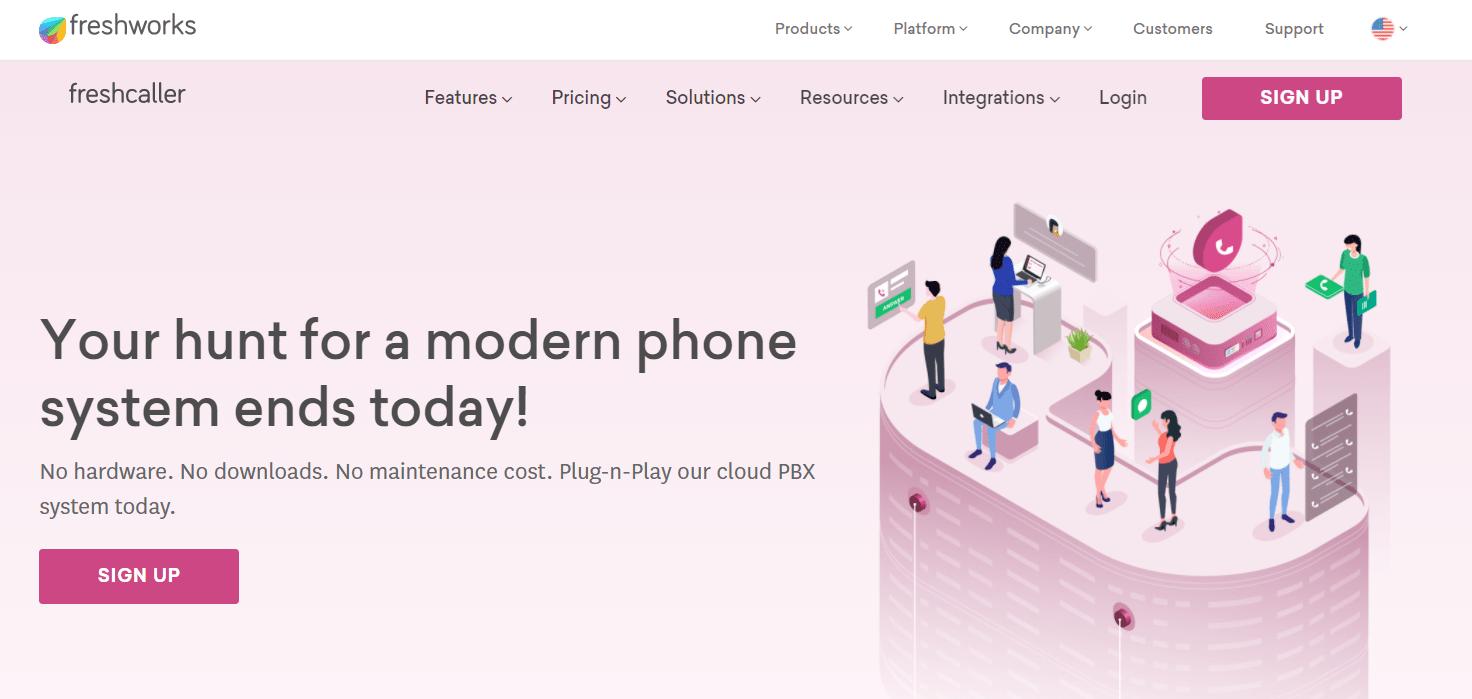 Freshcaller Virtual Phone Number Providers in Australia