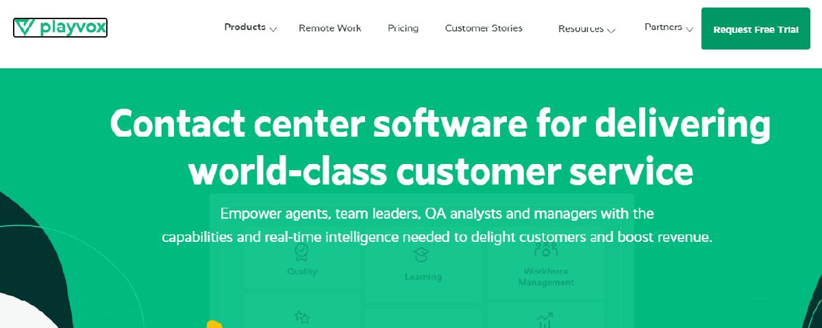 playvox - contact center software