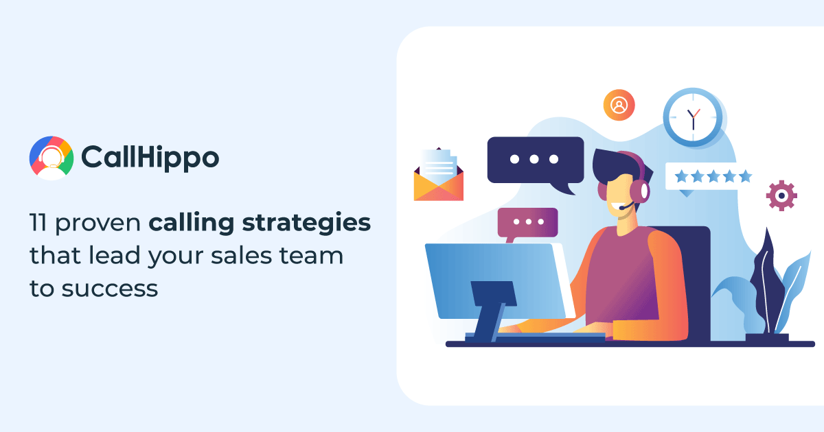 Photo of [INFOGRAPHIC] Best Proven Calling Strategies That Lead Your Sales Team To Success