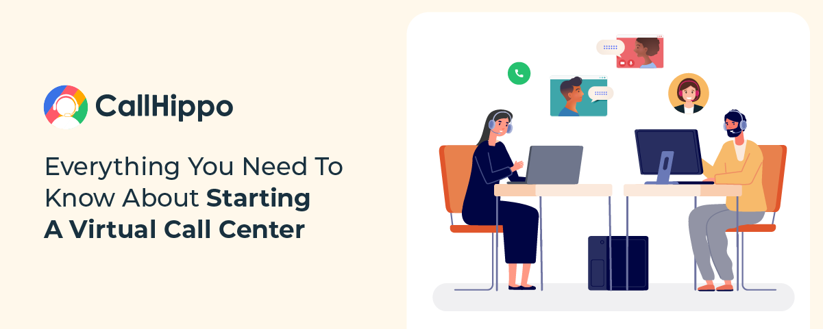 Guide on starting a virtual call center