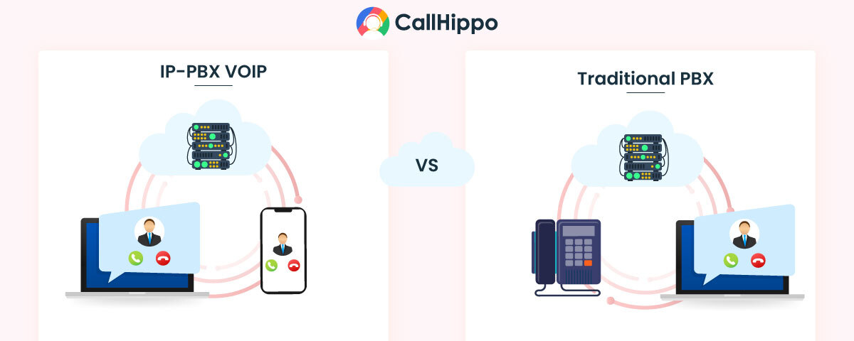Top Differences Between VoIP And PBX