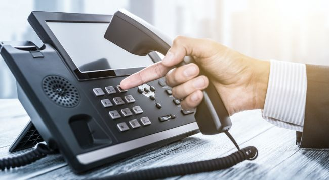 Business telephone technologies