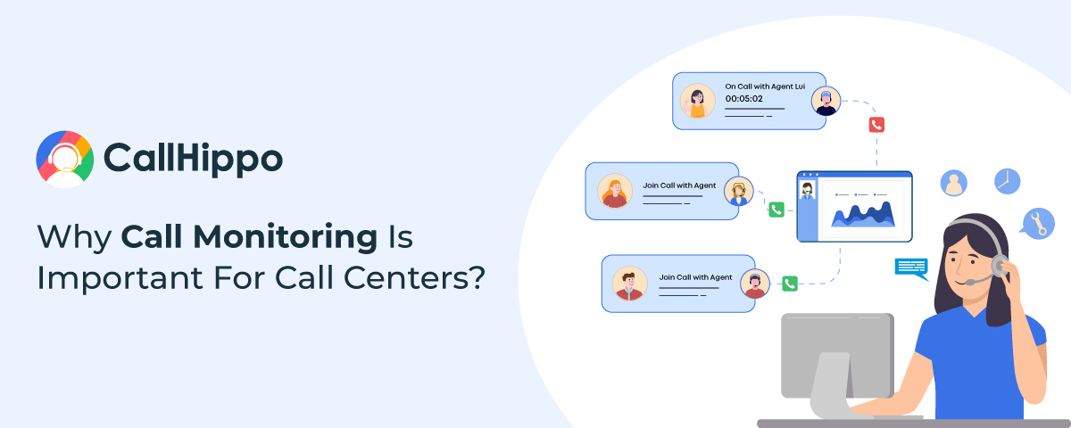 why call monitoring is important in call centers
