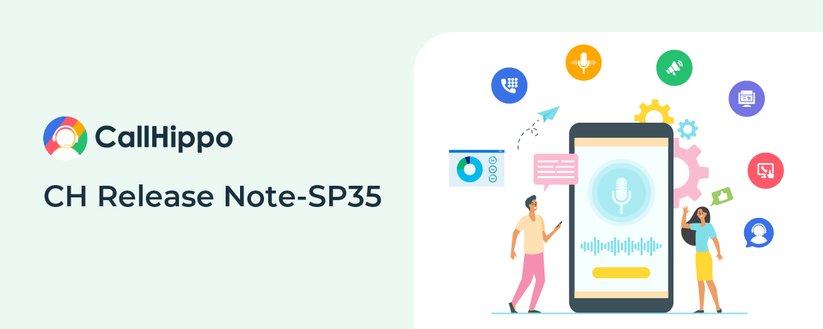 CH Release Note : SP35