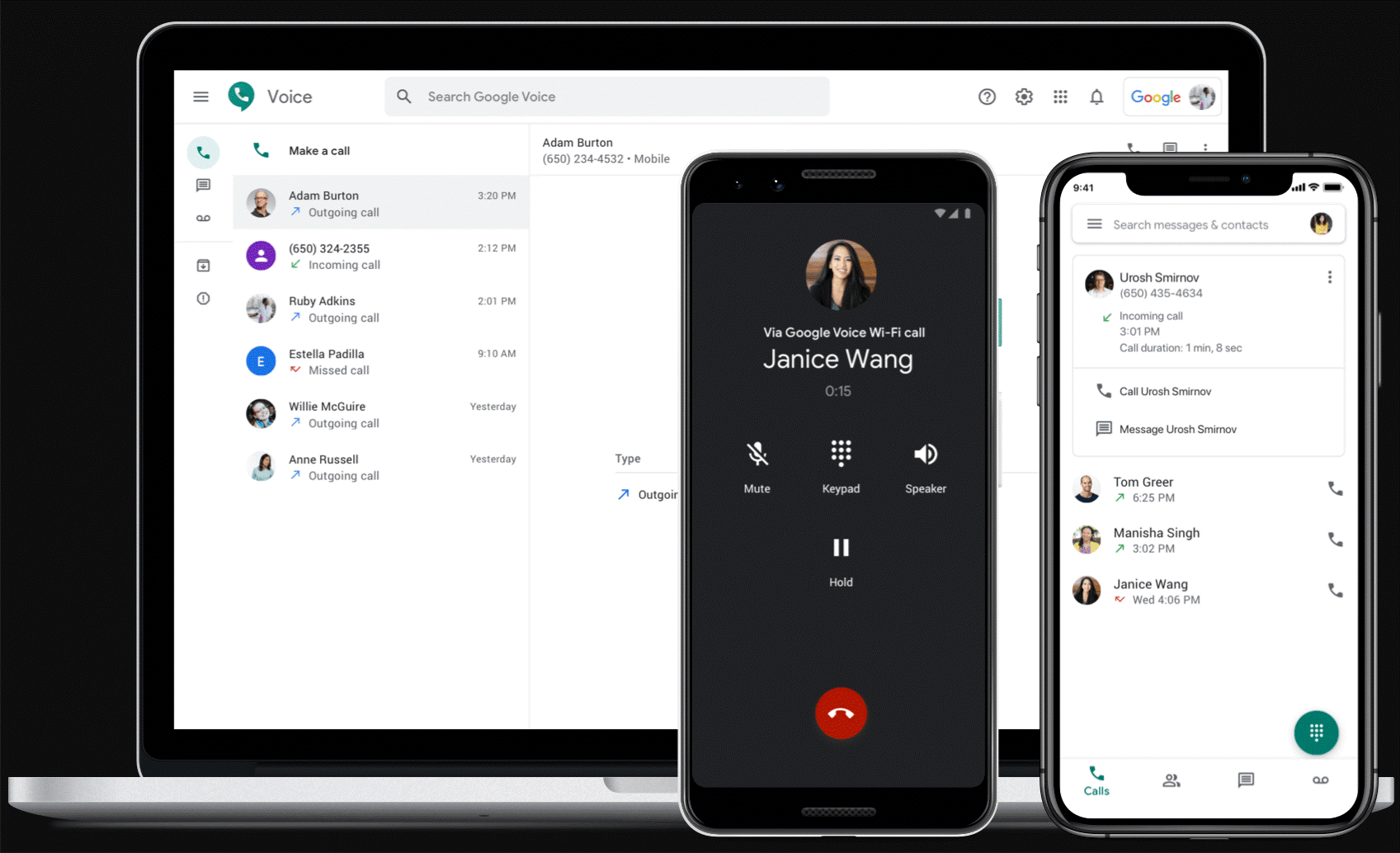 Google voice to call Australia from the US