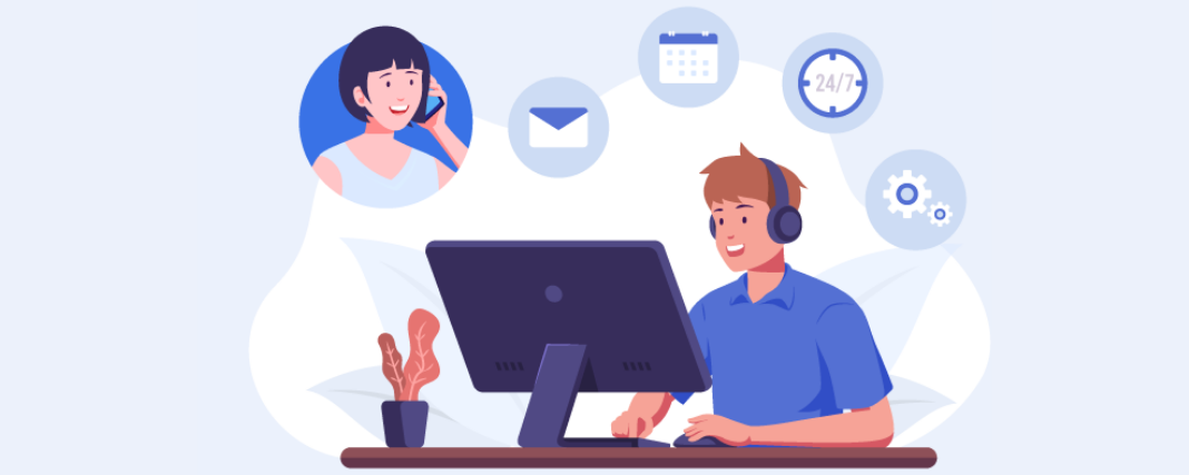 Ideal customer support